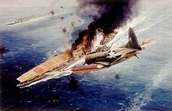 Midway - Strike Against the Akagi