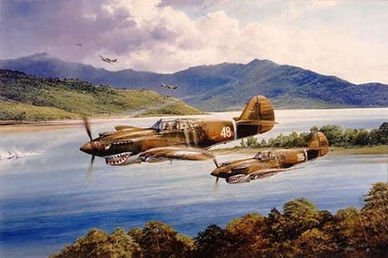 Chennault's Flying Tigers