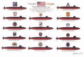 Submarines - Thresher/Permit Class