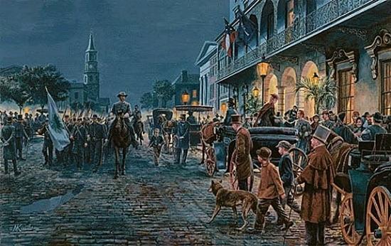 Charleston Autumn - 1861
