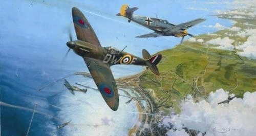 Battle for Britain (Knights Cross Edition - 6 Signatures)