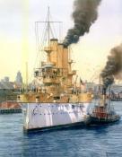 USS Brooklyn, 1902