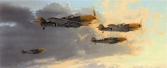 Dawn Eagles Rising - Luftwaffe Tribute Edition