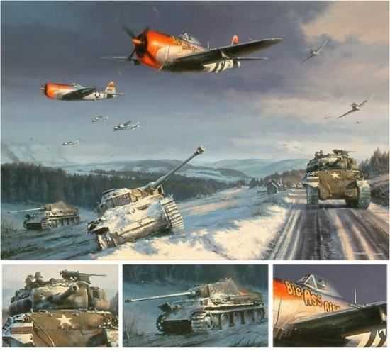 Thunderbolts and Lightnings (Veterans Edition)
