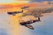 Spitfires Over Darwin
