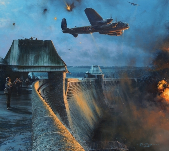 Dambusters - Last Moments of Möhne Dam