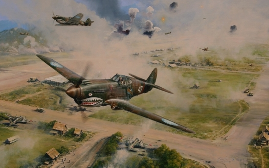 Flying Tigers 1 - The Stuff of Legend (LE)