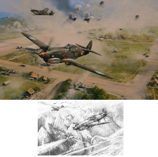 Flying Tigers 3 - The Stuff of Legend (Collectors AP)