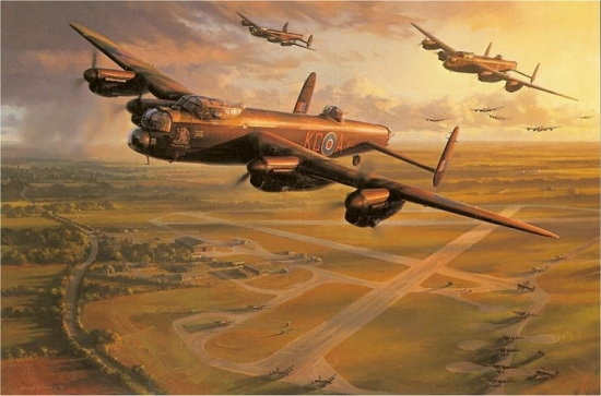 Bomber Force - LAST ONE!